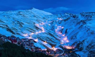 Pradollano滑雪站