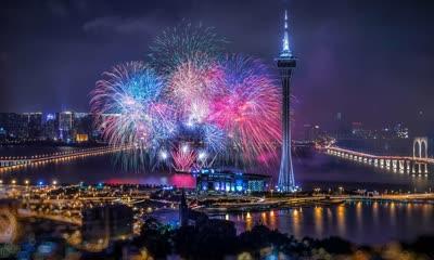 【 国庆快乐 】( © GettyImages )